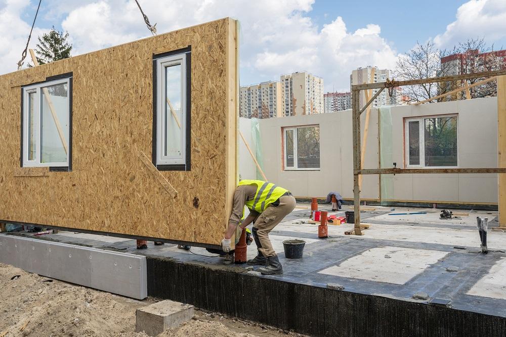 Domki bez pozwolenia na budowę – nowoczesne budownictwo